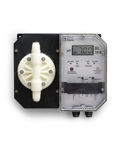 Kontroler pH z pompą dozującą BL 7916