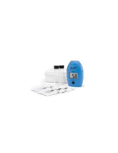 Mini fotometr do badania zawartości jodu HI 718