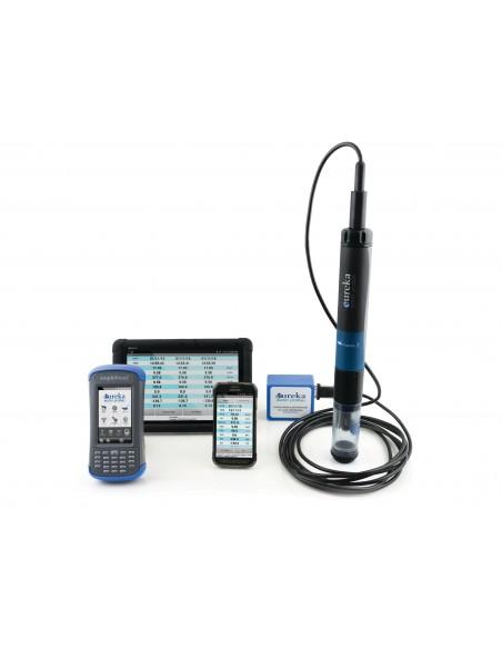 Zestaw: sonda z Amphibian2 i Bluetooth