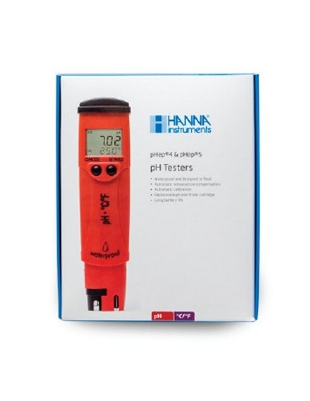 Miernik pH Hanna HI 98127 - front opakowania