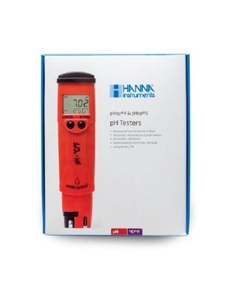 pH-metr Hanna HI 98128 - front opakowania
