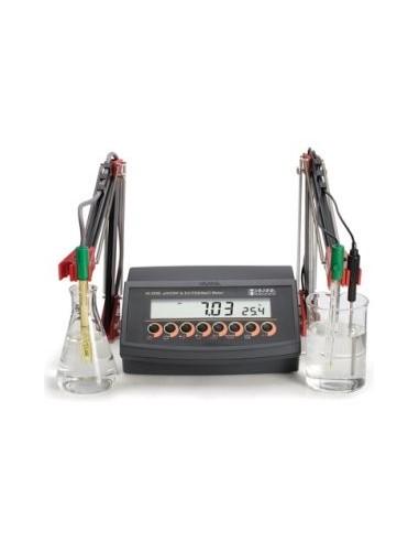 Konduktometr laboratoryjny HI 2550