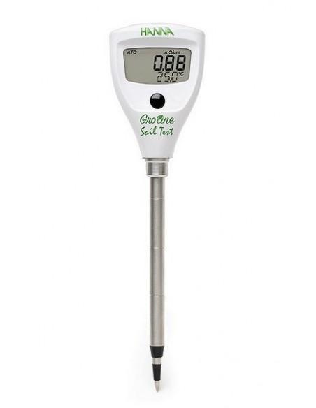 Tester przewodności i temperatury gleby Soil Test ™ Groline HI 98331