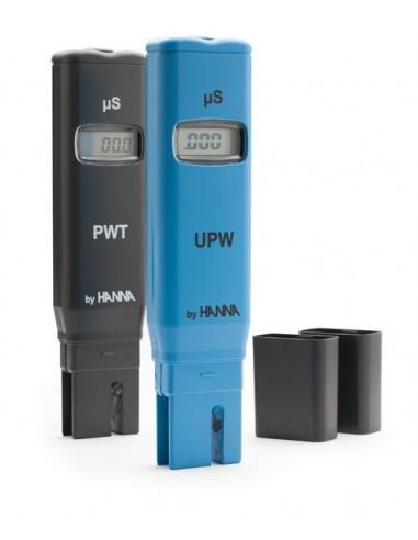 Tester przewodnictwa wody dejonizowanej Hanna HI 98308
