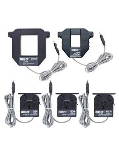 Czujniki samookreślające przekładników prądowych