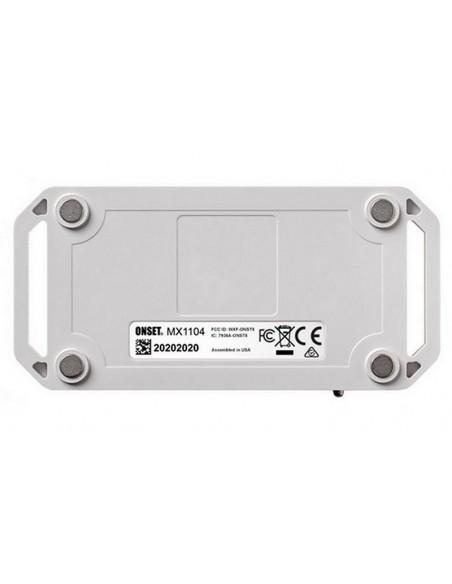 Bezprzewodowy rejestrator RH/Temp/Light/analog  MX1104