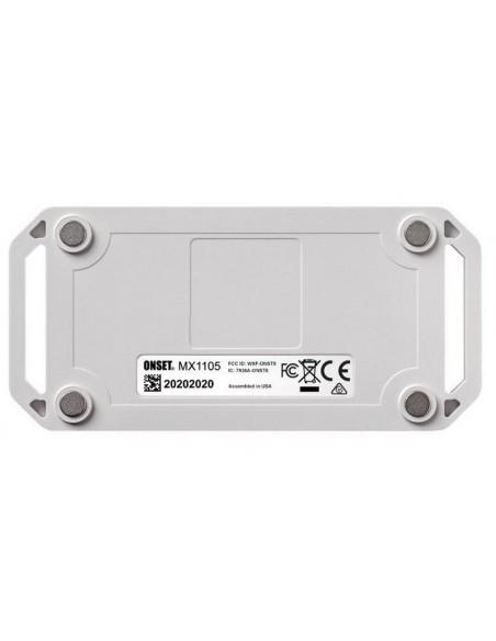 4-kanałowy rejestrator analogowy HOBO MX1105