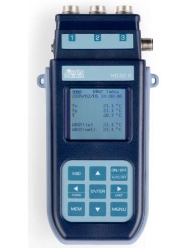 Miernik mikroklimatu Delta OHM HD32.2