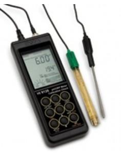 pH-metr elektroniczny do pomiaru pH Hanna HI 9126