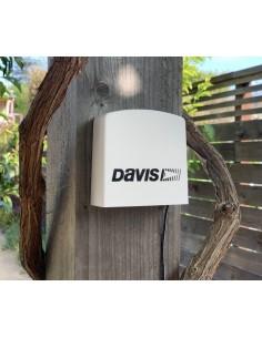 Czujnik jakości powietrz Davis AirLink w osłonie