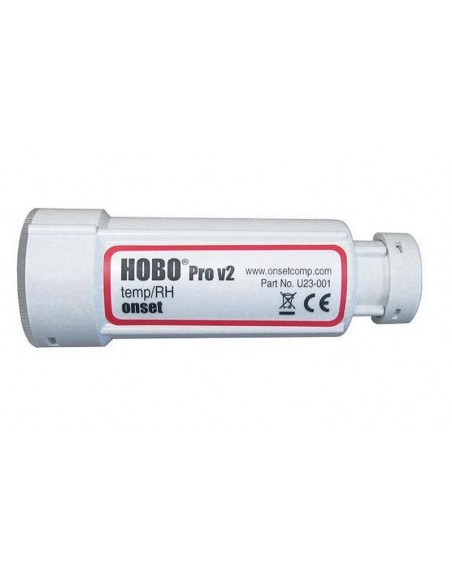 Rejestrator HOBO U23-001A z wbudowanymi czujnikami Temp/RH