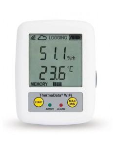 Rejestrator wilgotności i temperatury ETI ThermaData WiFi HDT