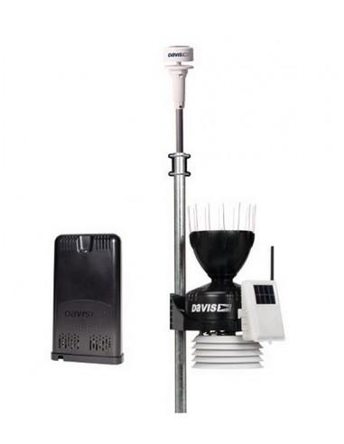 estaw: Stacja Vantage Pro2 z anemometrem ultradźwiękowym  i WeatherLink Live