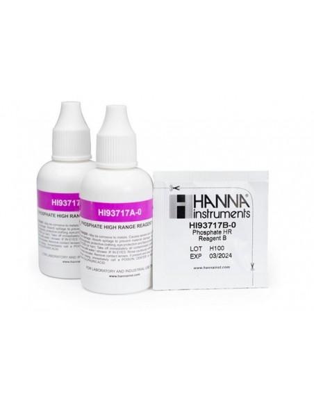 Odczynniki - fosforany Hanna HI 93717-01