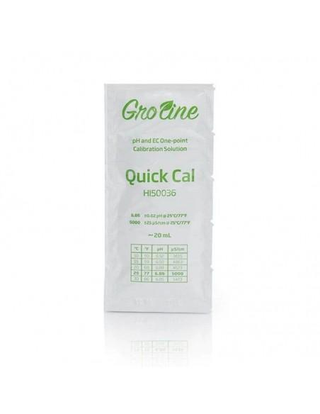 Bufor kalibracyjny pH i EC w saszetkach 20 ml dla mierników serii GroLine