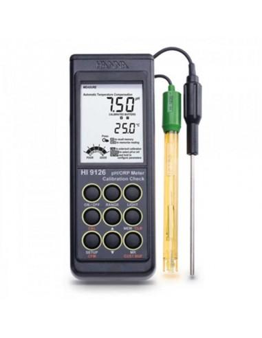 pH-metr Hanna HI 9126