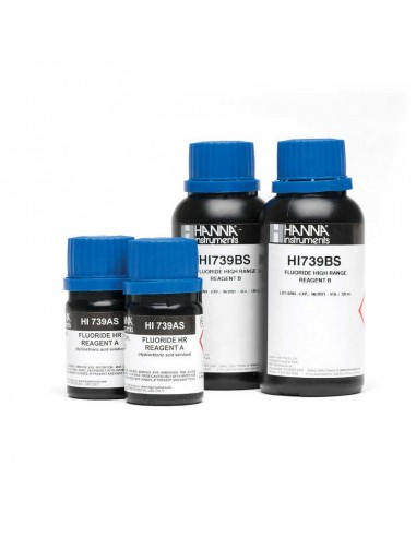 Reagenty - fluorki Hanna HI 739-26