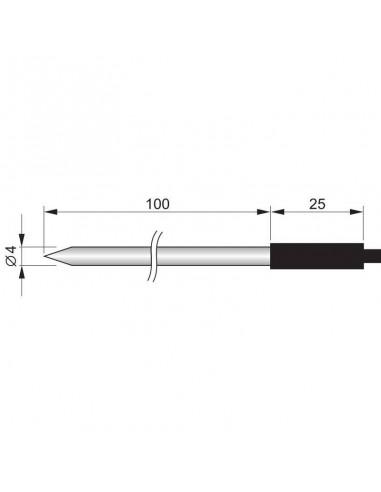 Sonda penetracyjna TP35.5.3/C