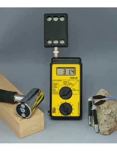 Wilgotnościomierz materiałów budowlanych i powietrza Tanel WIM-90