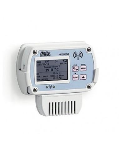 Rejestrator T/RH/CO2 z wyświetlaczem graficznym