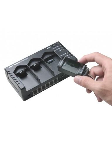 Wielokanałowy, uniwersalny rejestrator przemysłowy Onset HOBO H22-001