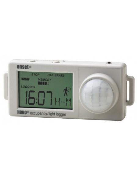 Rejestrator załączenia oświetlenia oraz obecności osób w pomieszczeniu Onset HOBO UX90-006