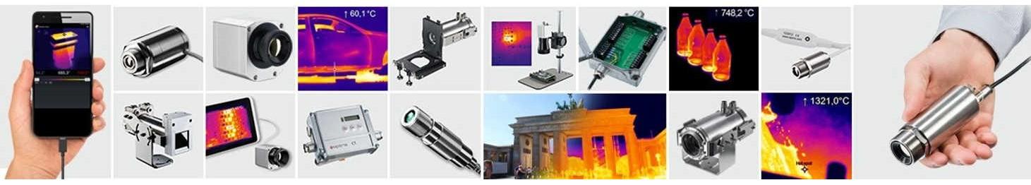 Pirometry stacjonarne • Kompaktowe | MERA Sp. z o.o.
