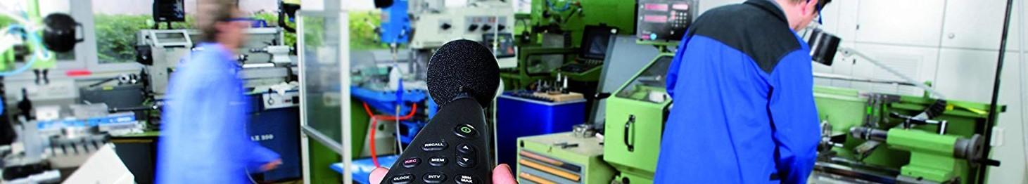 Decybelomierze • Przyrządy pomiaru głośności dźwięku | MERA Sp. z o.o.