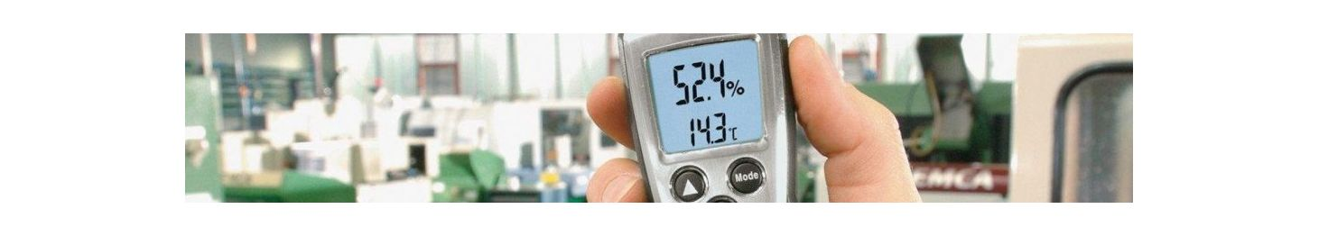 Higrometry • Mierniki wilgotności powietrza | MERA Sp. z o.o.