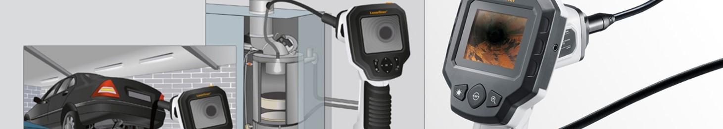 Kamery inspekcyjne | Endoskopy