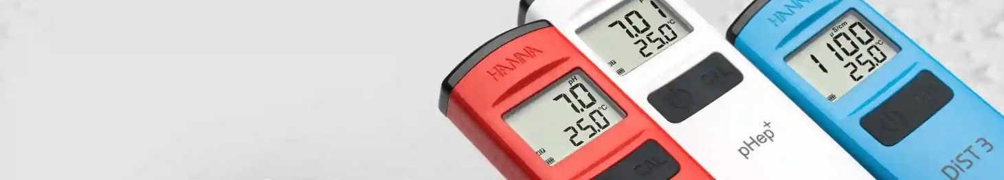 pH-metry • Przyrządy do pomiaru pH | MERA Sp. z o.o.