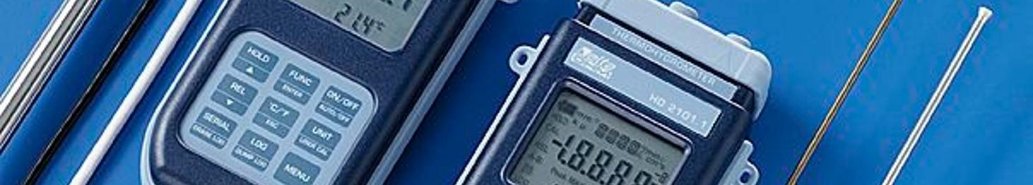 Przyrządy do monitorowania mikroklimatu • MERA Sp. z o.o.