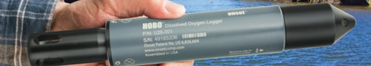 Rejestratory tlenu rozpuszczonego w wodzie