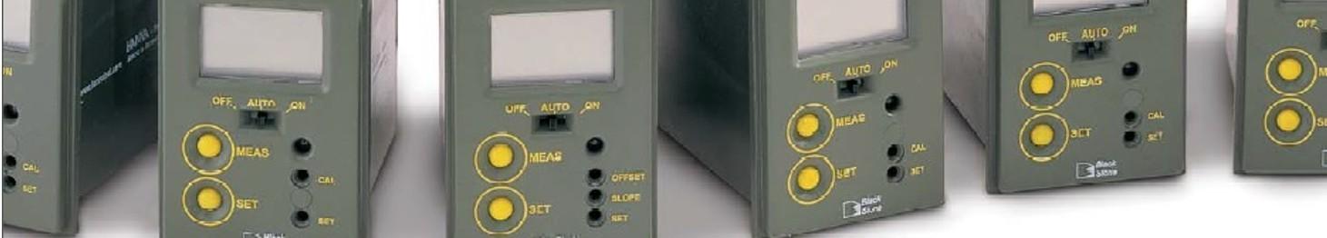 Przetworniki pH cieczy | MERA Sp. z o.o.