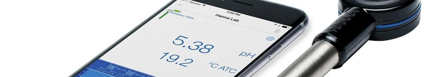 Sondy Bluetooth współpracujące z przyrządami oferowanymi przez MERA